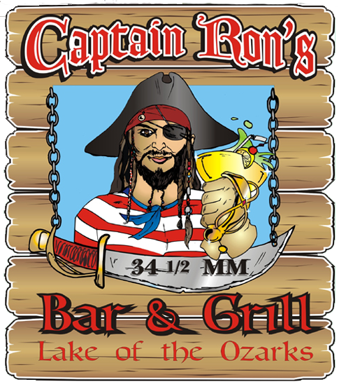 Captain Ron's Lakefront Bar and Grill | Lake of the Ozarks | Home of the Shootout